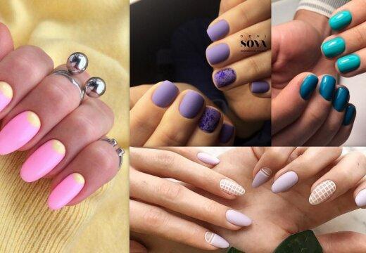 Нежно и солнечно: подборка весенних дизайнов ногтей