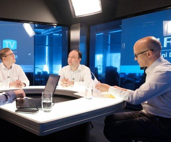 Par ko balsot? Vjačeslavs Kaščejevs, Daniels Pavļuts un Juris Pūce. Diskusijas teksts