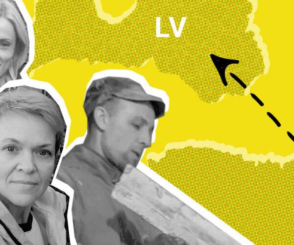 """""""Я и не ждал сладкой жизни"""". Украинские гастарбайтеры - о том, как им живется в Латвии"""