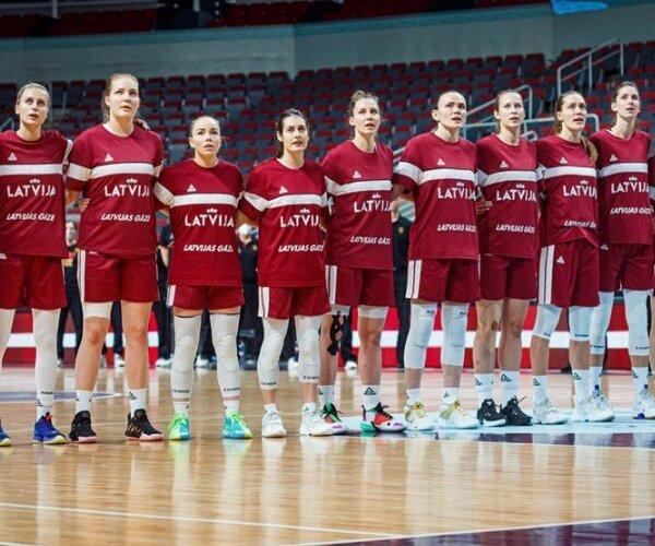 Sieviešu basketbola izlases nokavētais vilciens uz Eiropas čempionātu