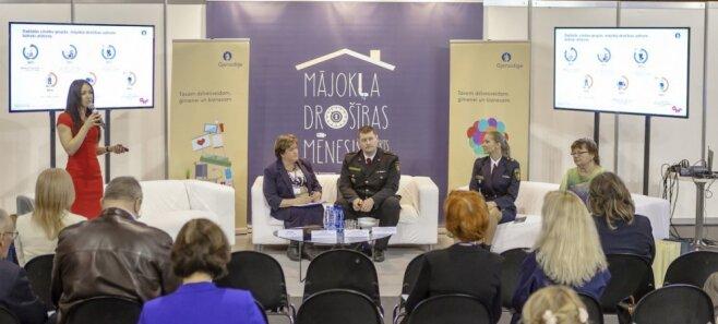 Жители Латвии недооценивают реальные риски для безопасности жилищ