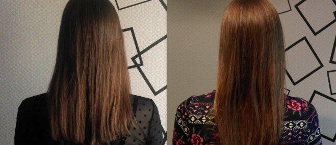 Eksperiments: vai iespējams matus izaudzēt par diviem centimetriem garākus nedēļas laikā