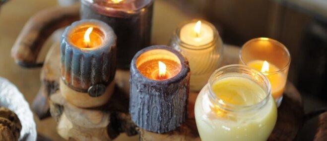 No dabīgām līdz cilvēkam kaitīgām – dažādie sveču veidi