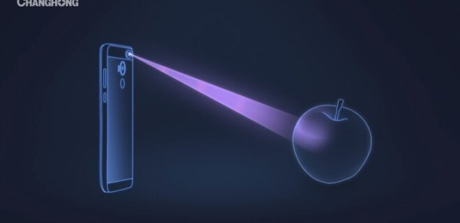 CES-2017: Представлен первый в мире смартфон с молекулярным сканером