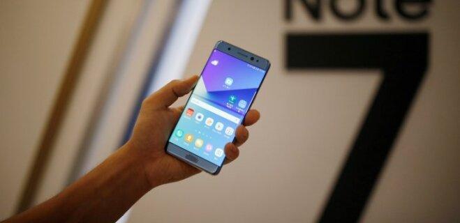Жгут напалмом: Samsung будет продавать восстановленные смартфоны Galaxy Note 7