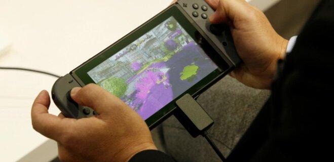 Nintendo поделилась подробностями о приставке Switch (ВИДЕО)