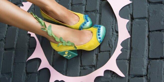 ФОТО: восточное очарование в весенне-летней коллекции латвийского бренда SAZ