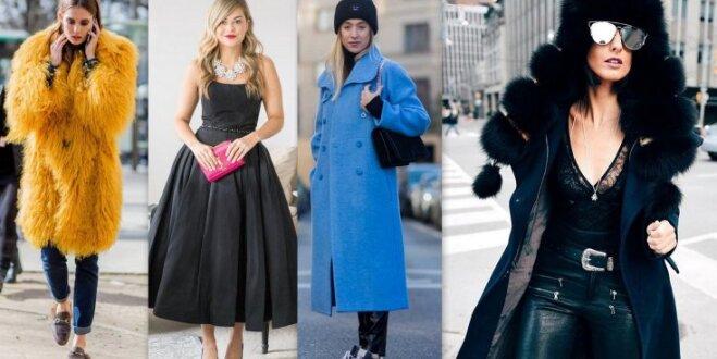 Стильный январь: 31 модный образ на каждый день месяца