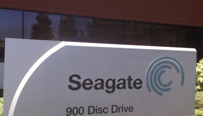 Seagate показала монструозный SSD на60 ТБ
