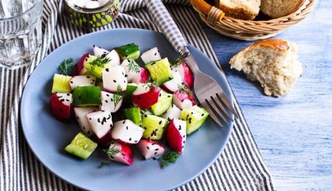 Весенние витамины. 13 простых в приготовлении блюд с редисом