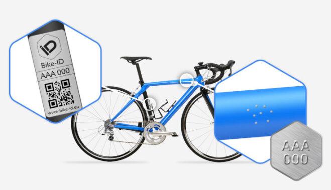 Bike-ID: новое эстонское изобретение, спасающее от велосипедных воров