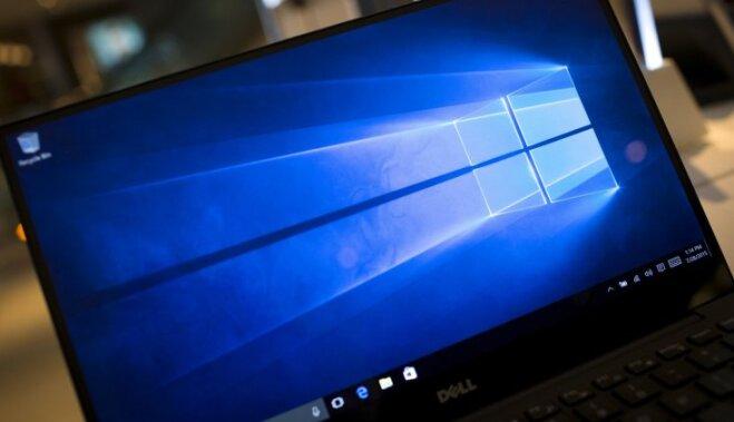 Ik sekundi pasaulē 16 cilvēki uzinstalē 'Windows 10'