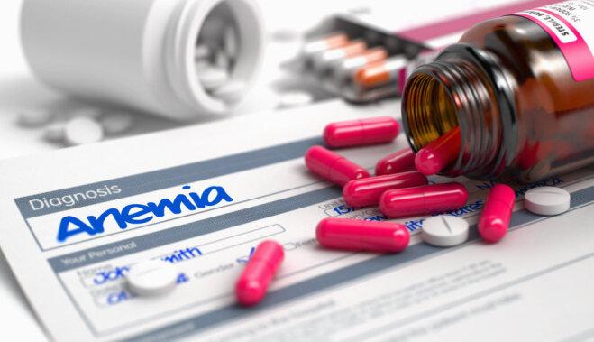 Несколько фактов о железодефицитной анемии, о которых вы не знаете