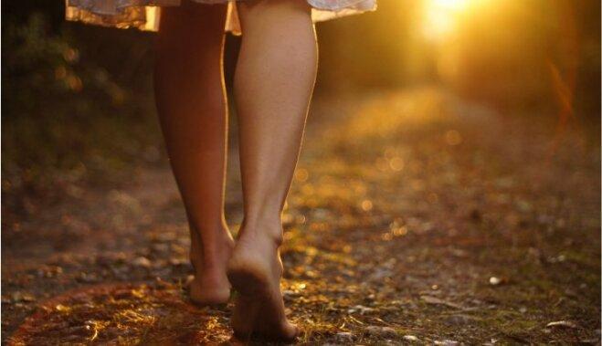 5 способов подружить лето и ноги