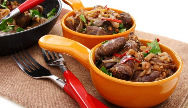 Maldīgi nopeltie gaļas subprodukti: sešas receptes iedvesmai