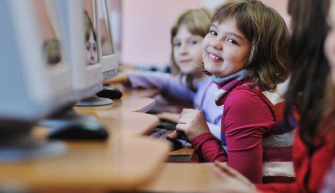 'Microsoft Latvia' palīdz skolotājiem un skolēniem apgūt programmēšanas prasmes