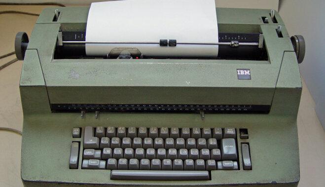 """Проект """"Бандит"""". Как КГБ в 1970-х годах """"слушал"""" печатные машинки IBM в посольстве США в Москве"""