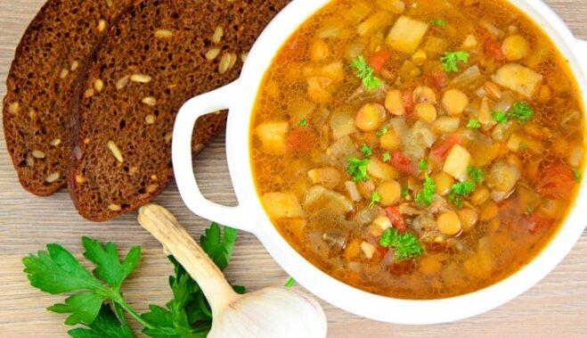 Варим гороховый суп. Как это сделать правильно?
