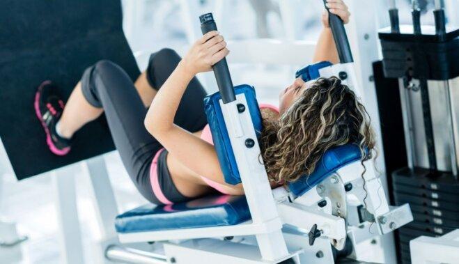 fitness sports treniņš