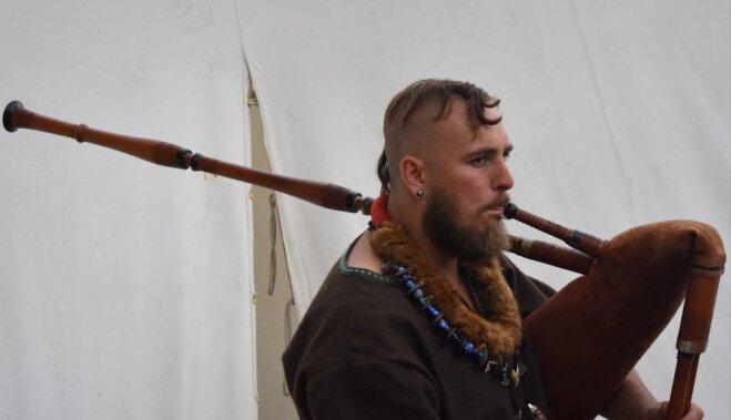 рыжеволосые викинги