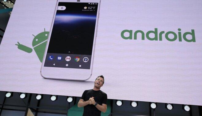 """Google раскрыла детали Android O: """"Витас"""", копирование с AI и """"автопароли"""""""