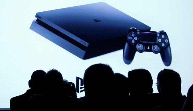 Сони представила две новые версии PS 4