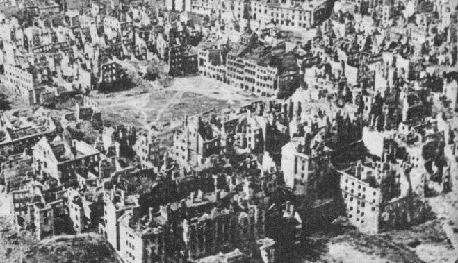 6 городов, практически полностью восстановленных из руин