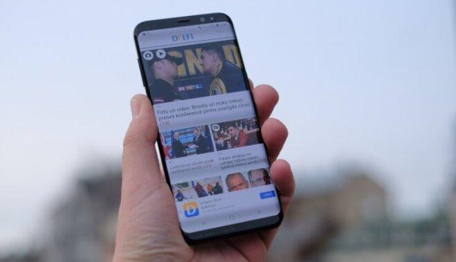 С — Снобизм. Топ-10 вещей, которые Samsung Galaxy S8 умеет делать, а iPhone 7 — нет