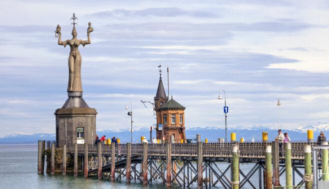 ФОТО: Боденское озеро - хрустальное сердце Европы