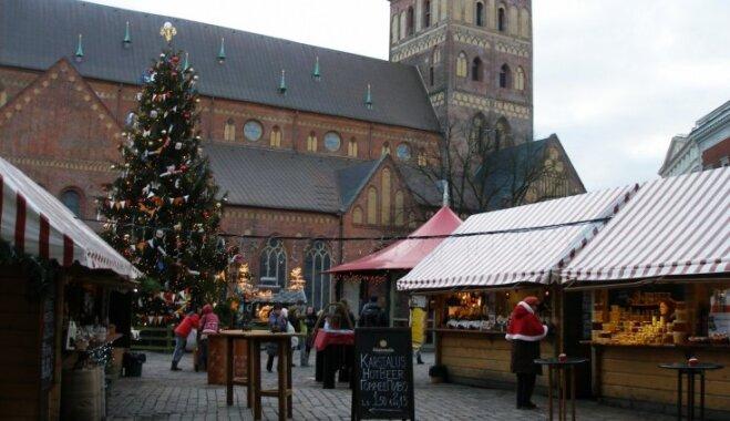 Populārākie Ziemassvētku pasākumi šogad - tirdziņi un darbnīcas