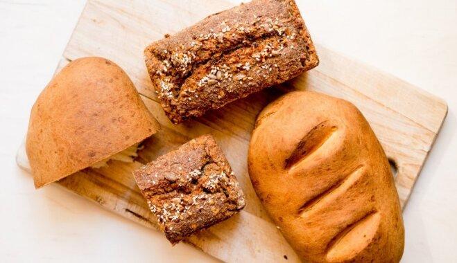 Klaips no cepeškrāsns – kā mājās izcept gardu maizi