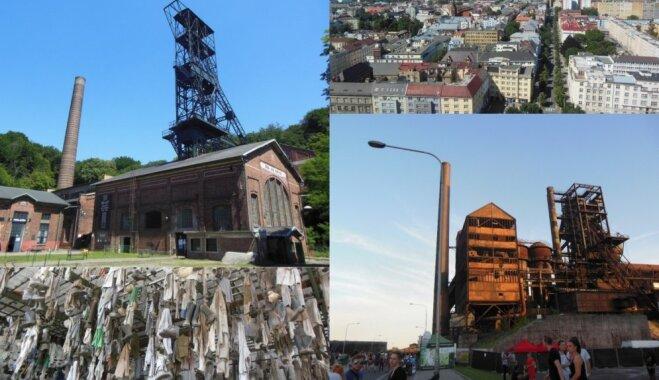 Čehijas dzelzs sirds Ostrava, kas no ogļraču pilsētas kļuvusi par kultūras centru