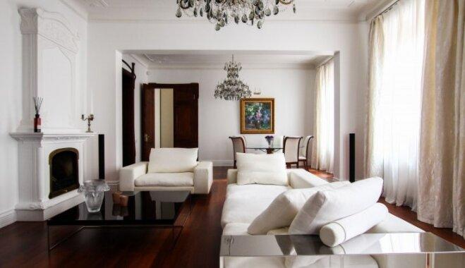Pārbaudītas vērtības mājoklī: klasiskā stila interjeri dažādos pasaules nostūros