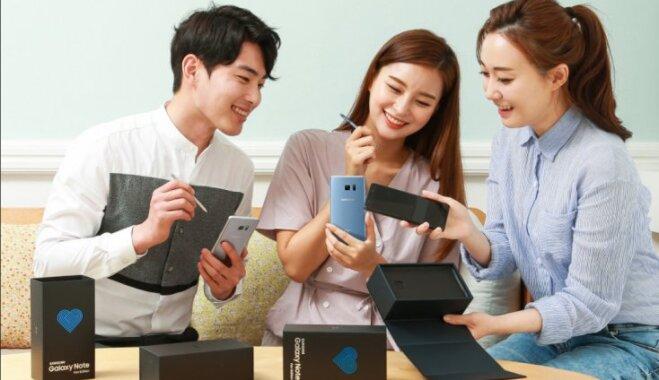 """Samsung официально представила """"зажигалки"""" Note 7 как новые смартфоны """"для фанатов"""""""