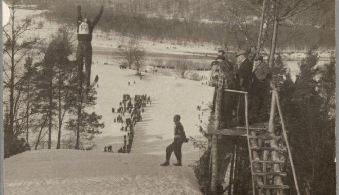 Путешествие во времени: трамплин, бобслей и остальные зимние радости в Сигулде (ФОТО)