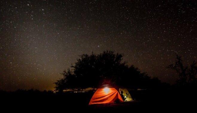 Iesaka fizioterapeite: noderīgi padomi tiem, kas plāno nakšņot teltī
