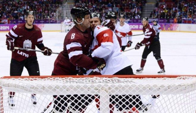 Latvijas hokejisti olimpisko spēļu noslēgumā ierindojas astotajā vietā
