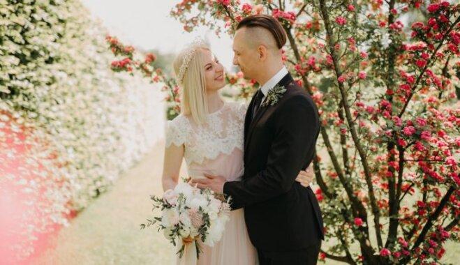'Tas bija emocionālākais mirklis kāzu dienā' – Beatrises neaizmirstamais pārsteigums vīram