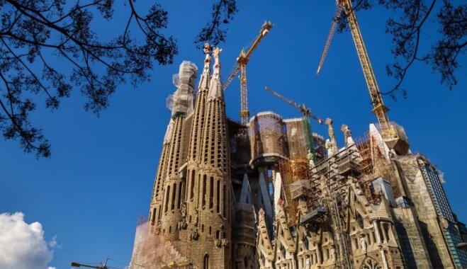Cобор Святого Семейства в Барселоне наконец-то достроят через 8 лет