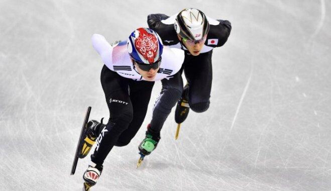Pirmais dopinga skandāls Phjončhanas olimpiskajās spēlēs