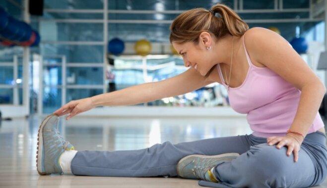 Fiziskas aktivitātes vismaz 90 minūtes nedēļā – veselīga dzīvesveida pamats