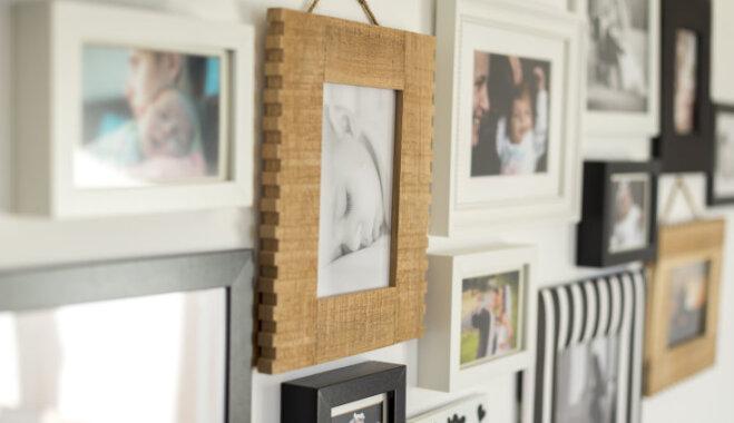 Семь вещей, которые можно повесить на стену в рамке (и это не картины)