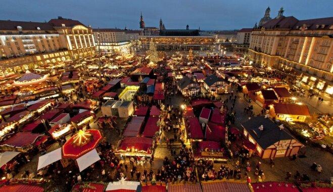 10 главных рождественских базаров Европы