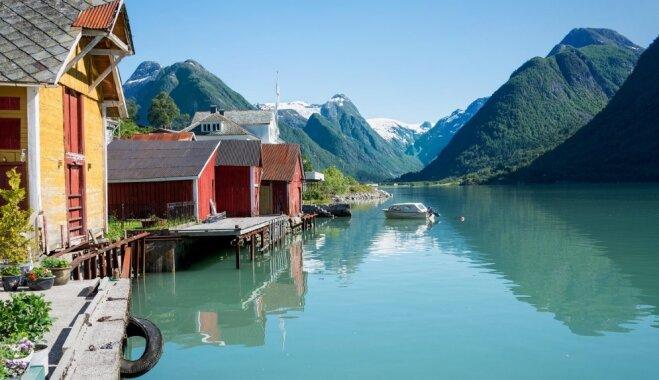 ФОТО. Мундал — норвежский городок, в котором книг больше, чем людей