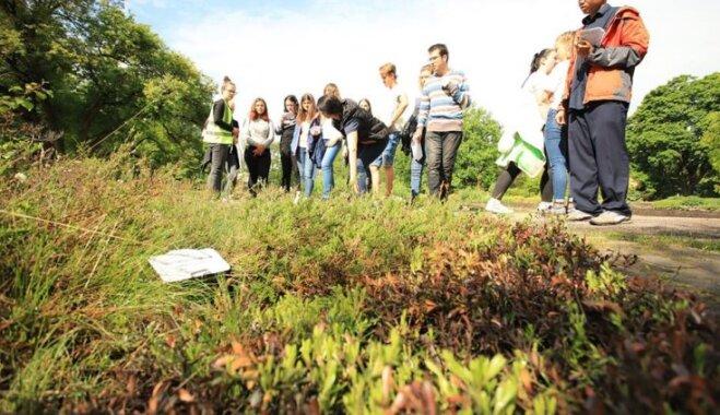 LU Botāniskais dārzs piedāvā ekskursijas un nodarbības skolēniem