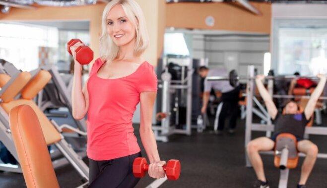 Biežāk pieļautās fitnesa kļūdas, kas neļauj sasniegt gaidīto rezultātu
