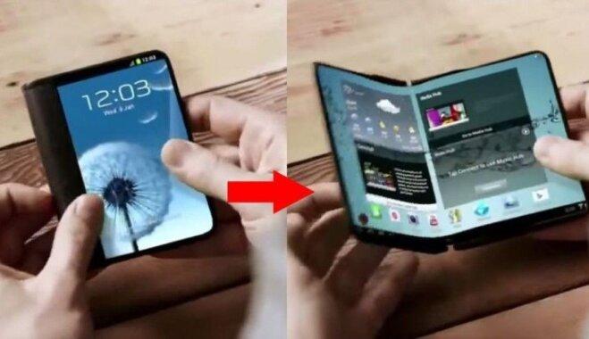 Слухи: Samsung на CES 2018 представит гибкий Galaxy X, но сделает всего 100 000 устройств