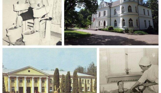 Ceļojums laikā: Baldones kūrorta 220 gadu spožuma, posta un atdzimšanas stāsts