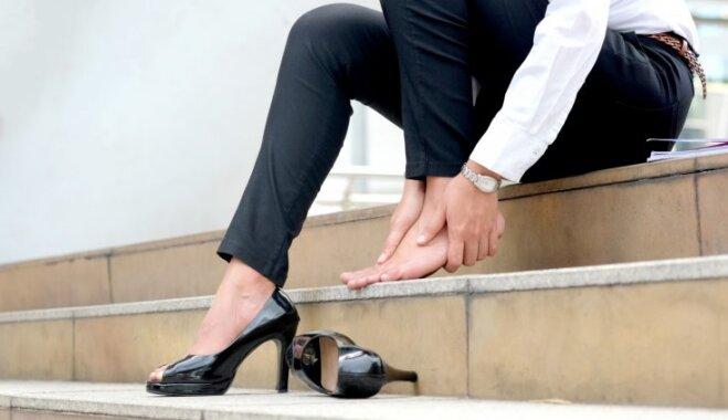 7 ошибок, которые убивают ваши ноги