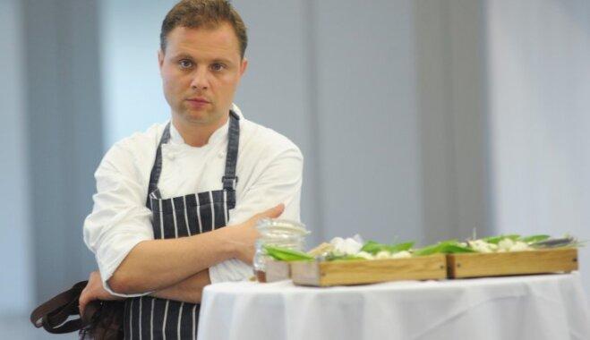 Restorāna īpašnieks Valters Zirdziņš: Latvijas virtuve tā pa īstam veidojas tikai tagad